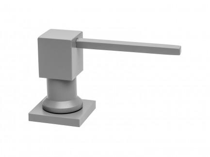 Adagoló - négyzet alakú Szürke